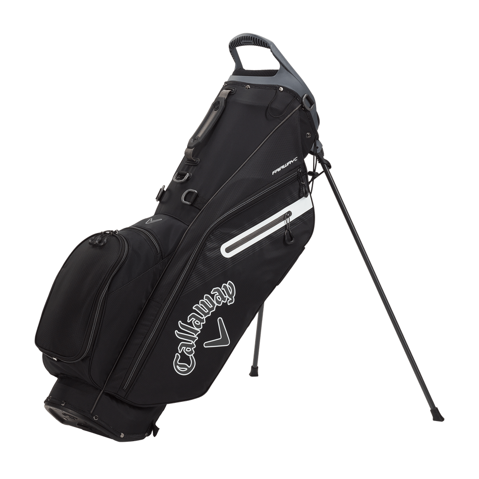 Callaway Golf Fairway C Double Strap Logo Stand Bag