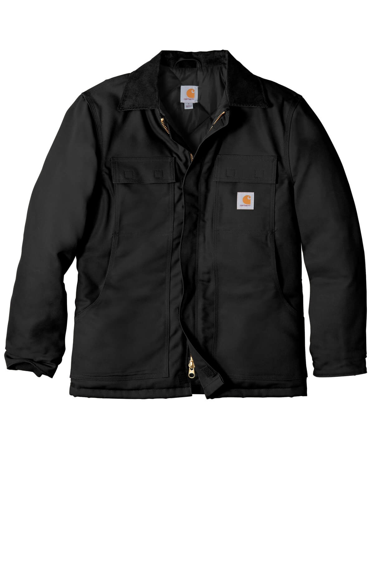 Carhartt Men's Tall Duck Traditional Coat