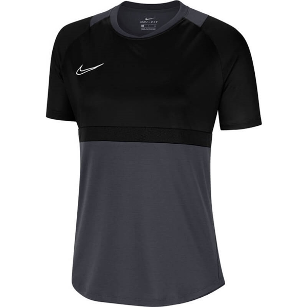 Nike Womens Academy Drill Top Navy
