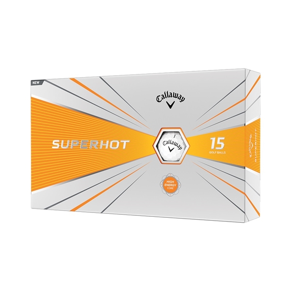 Callaway Golf Superhot Golf Balls