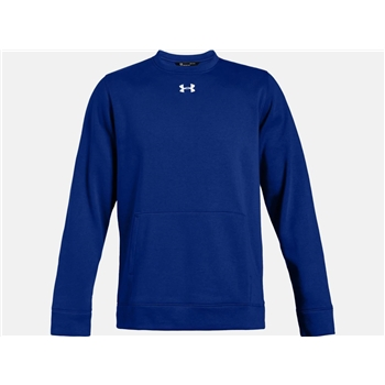 Under Armour Men's Hustle Fleece Crew