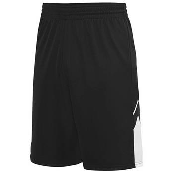 Augusta Youth Alley-Oop Reversible Shorts