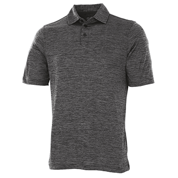Men's Charles River Space Dye Polo