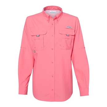 Women's Columbia Women's PFG Bahama Long Sleeve Shirt