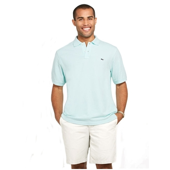 Vineyard Vines Men's Classic Pique Polo