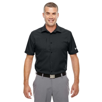 Under Armour Men's Short Sleeve Button Down