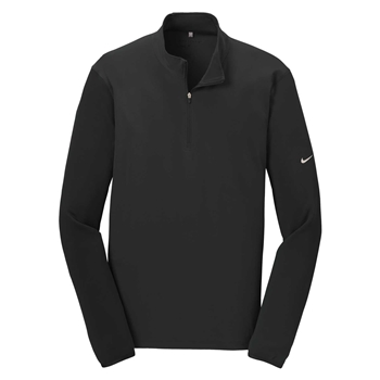 Nike Men's Fabric Mix 1/4 Zip Pullover