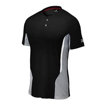 Mizuno Men's Elite 2-Button Jersey