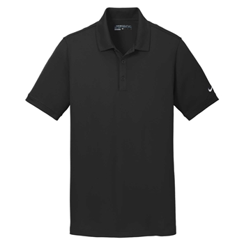 Nike Men's Dri-Fit Solid Icon Pique Modern Fit Polo
