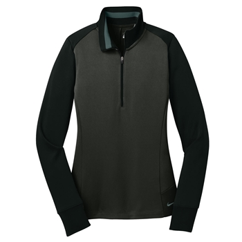 Nike Women's Dri-Fit 1/2-Zip Cover-Up