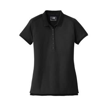 New Era Women's Venue Home Plate Polo