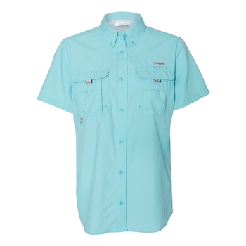 Columbia Women's PFG Bahama Short Sleeve Shirt