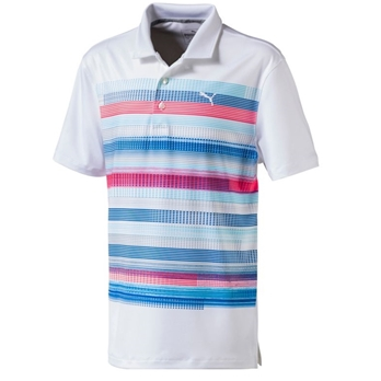 PUMA Boys' Pixel Polo Jr