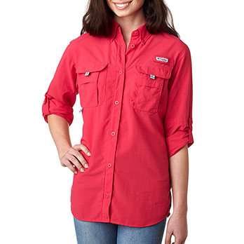 Columbia Women's Bahama Long-Sleeve Shirt