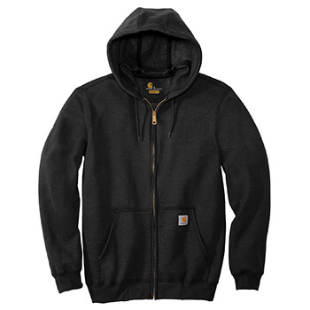 Carhartt Men's Midweight Hooded Full Zip Sweatshirt