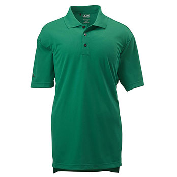 adidas Men's Golf Climalite Basic Short-Sleeve Polo