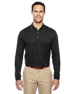 adidas Men's Golf Climalite Long-Sleeve Polo