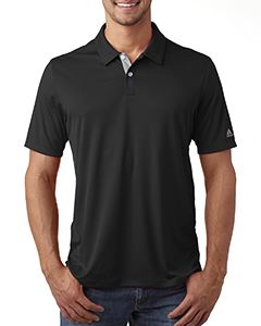 adidas Men's Golf Gradient 3-Stripes Polo