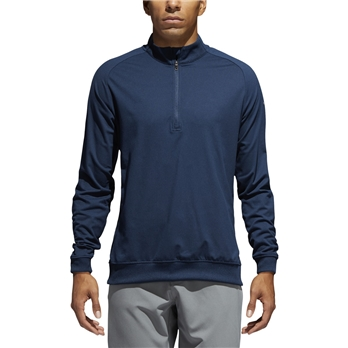 adidas Men's Classic Club 1/2 Zip Sweatshirt