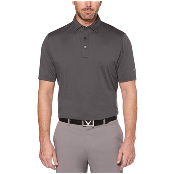 Callaway Micro Hex Solid Polo