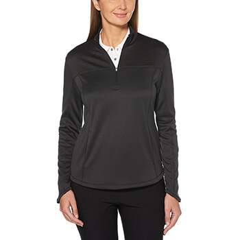 Callaway Golf Women's Ottoman Fleece 1/4 Zip
