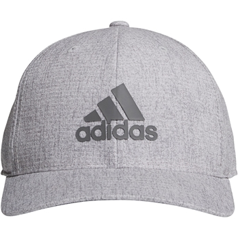 adidas Heather Print Snapback Cap