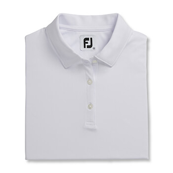 Foot Joy Women's ProDry Solid Sleeveless Polo
