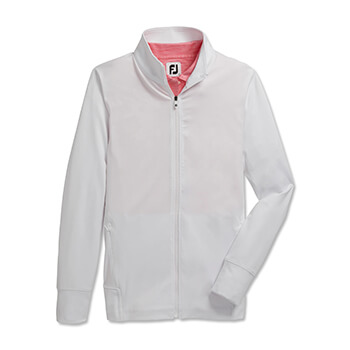 Foot Joy Women's Full Zip Mid Layer Jacket