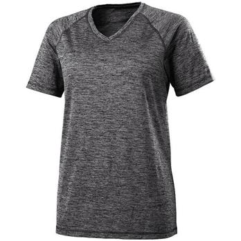 Holloway Women's Electrify 20 V-Neck Short Sleeve Shirt