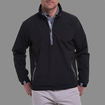 Zero Restriction Men's Torque 1/4 Zip Pullover
