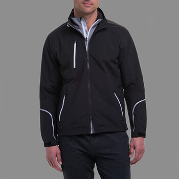 Zero Restriction Men's Power Torque Full Zip Jacket