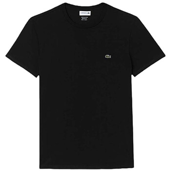 Lacoste Men's Crew Neck Pima Cotton T-Shirt