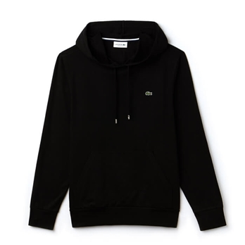 Lacoste Men's Hooded Cotton Jersey Sweatshirt