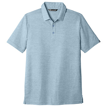 TravisMathew Men's Oceanside Heather Polo