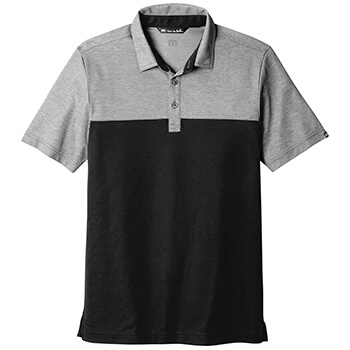 TravisMathew Men's Oceanside Blocked Polo