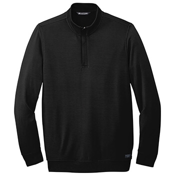 TravisMathew Men's Newport Quarter-Zip Fleece