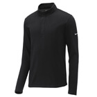 Nike Men's Dri Fit Victory 1/4 Zip - Black