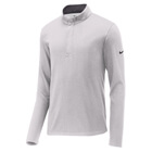 Nike Men's Dri Fit Victory 1/4 Zip - Sky Grey
