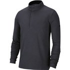 Nike Men's Dri Fit Victory 1/4 Zip - Dark Smoke Grey