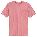Johnnie-O Men's Dale T Shirt - Malibu Red