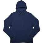 ASICS Men's French Terry Pullover Hoodie - Navy