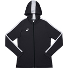 ASICS Women's Team Training Full Zip Jacket - Black
