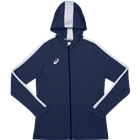 ASICS Women's Team Training Full Zip Jacket - Navy