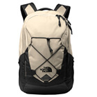 The North Face Groundwork Backpack - Rainy Day Ivory/Dark Grey Heather