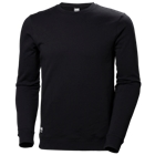 Helly Hansen Men's Manchester Sweatshirt - Black