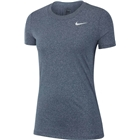 Nike Women's Dri-Fit Legends T-Shirt - Obsidian