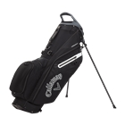 Callaway Golf Fairway C Double Strap Logo Stand Bag - Black/Charcoal/White