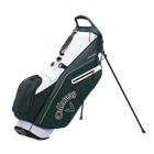 Callaway Golf Fairway C Double Strap Logo Stand Bag - Hunter/White/Black