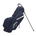 Callaway Golf Fairway C Double Strap Logo Stand Bag - Navy/Charcoal/White