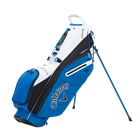 Callaway Golf Fairway C Double Strap Logo Stand Bag - Royal/Black/White